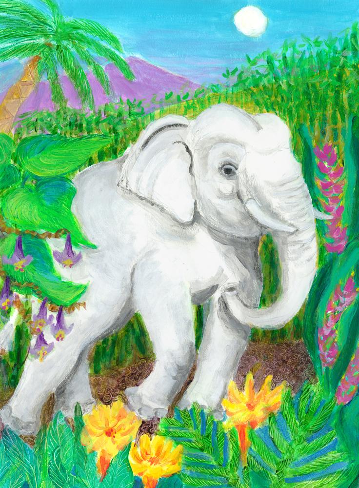 WHITE ELEPHANT 1000