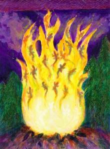 fire – Heni's Happy Paintings