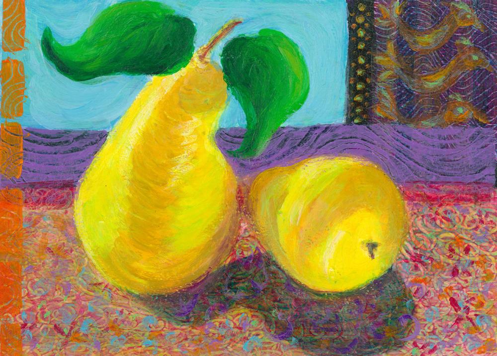 2 pears in the sun 1000